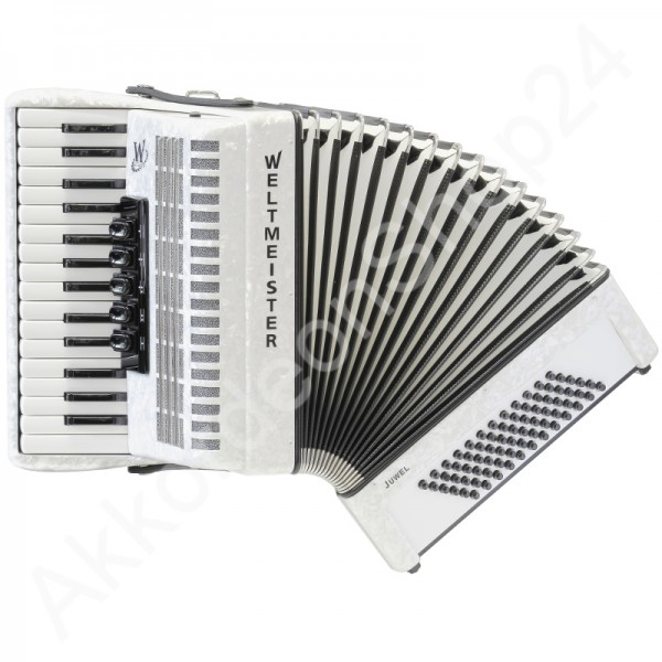 Accordion-Weltmeister-Juwel-white