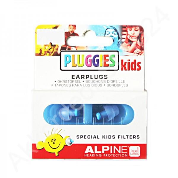 "Alpine Hearing Protection Pluggies ""Kids"""