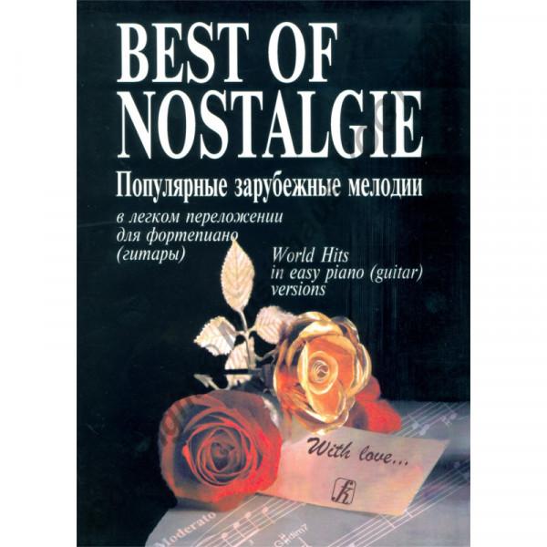 Best of Nostalgie. Übertragungen für Klavier (Gitarre) Firtich G