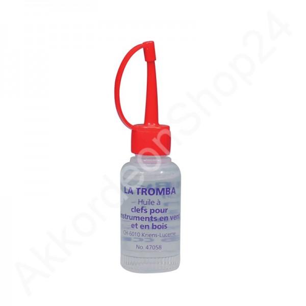 La Tromba Oil for Keys of Wind instruments