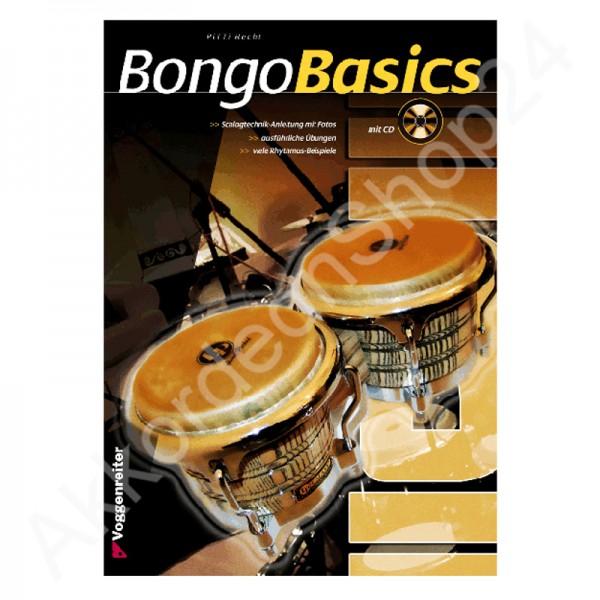 Bongo Basics (with CD)