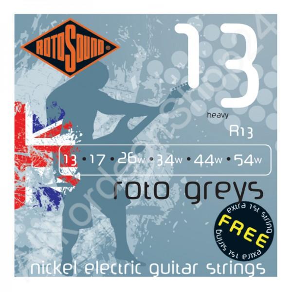 Rotosound E-Guitar Strings R13 13-54