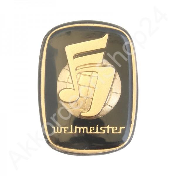 Weltmeister-Emblem