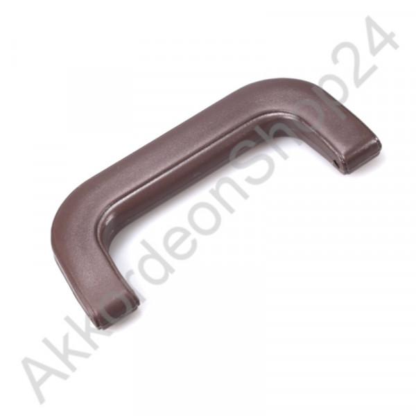 130x18x60mm Case handle plastic brown