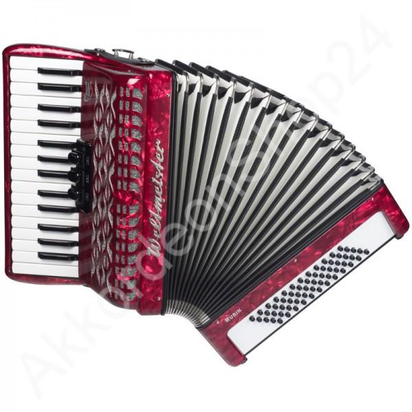 Accordion-Rubin-Stylish-Look-red