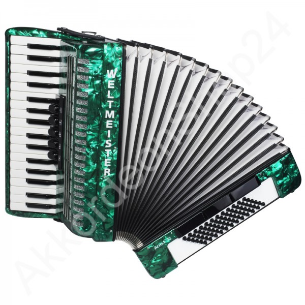 Accordion-Weltmeister-Achat-72-green