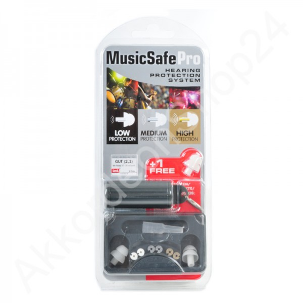 Alpine Hearing Protection Music Safe Pro