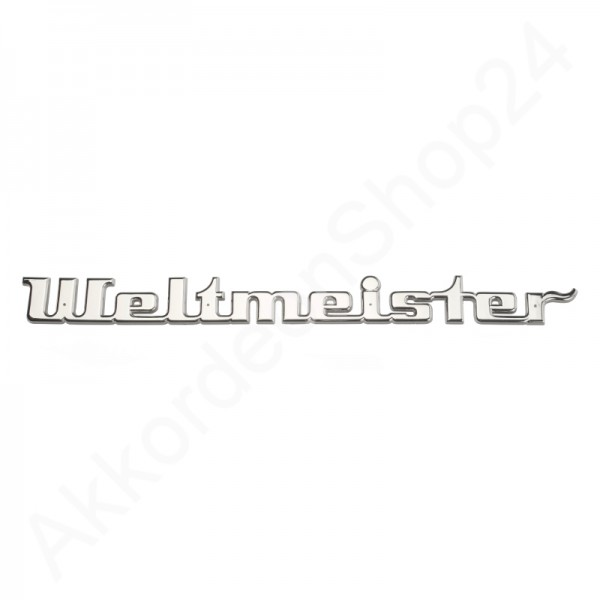 Lettering-WELTMEISTER-Cantora