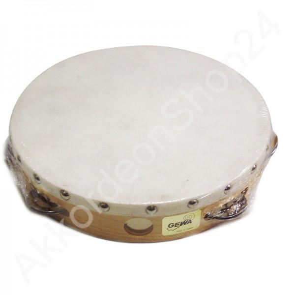 GEWA Tambourine 25,5cm