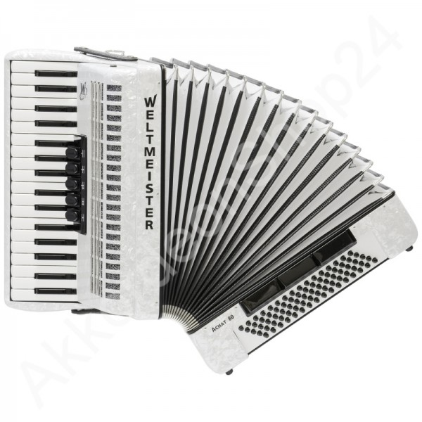 Accordion-Weltmeister-Achat-80-white