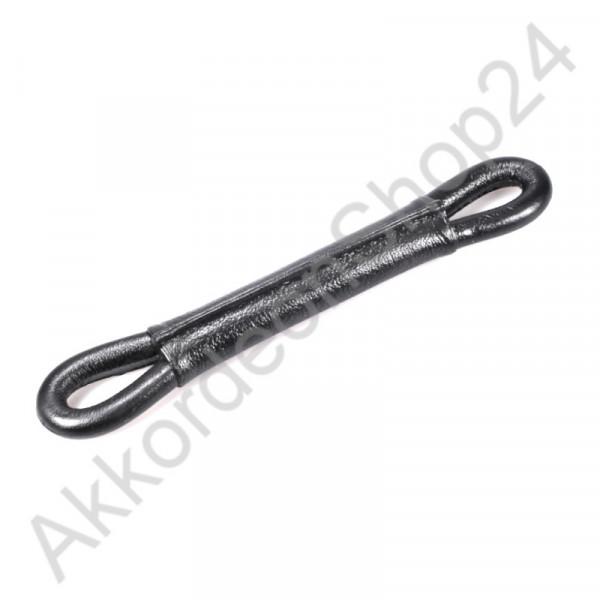 220x24x22mm Case handle plastic black