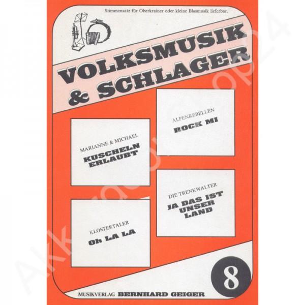Volksmusik und Schlager 8