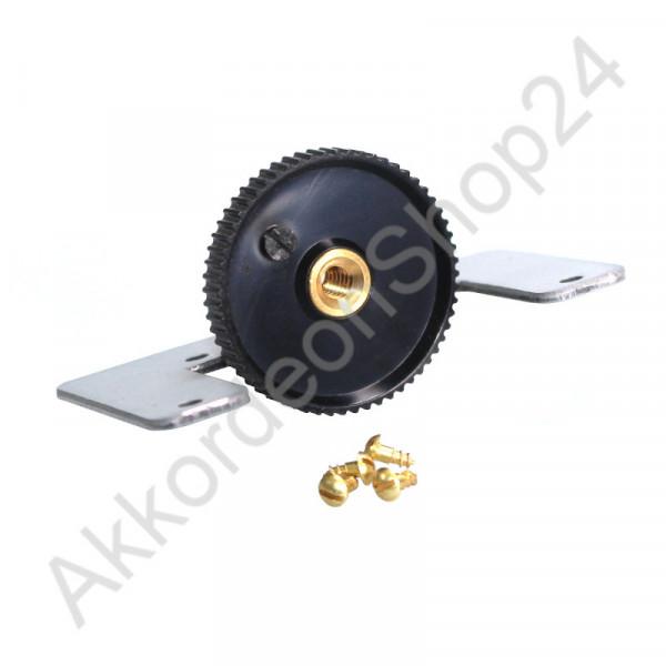 Adjustment mechanism 96-120 Bass, 31x4,8 mm