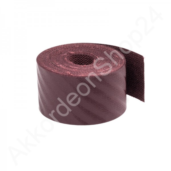 Bellow-tape-22mm-bordeaux