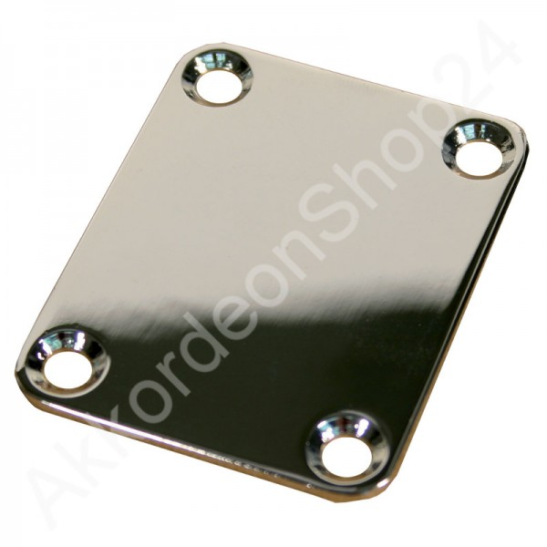 Catfish neckplate chrome
