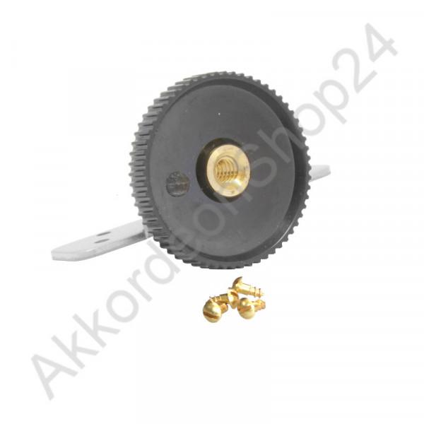 Adjustment mechanism 48-96 Bass, 31x4,8 mm
