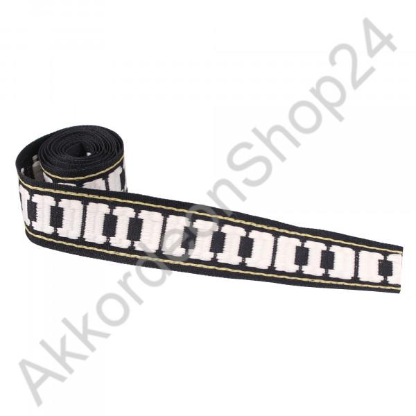 28mm black strap, keyboard design