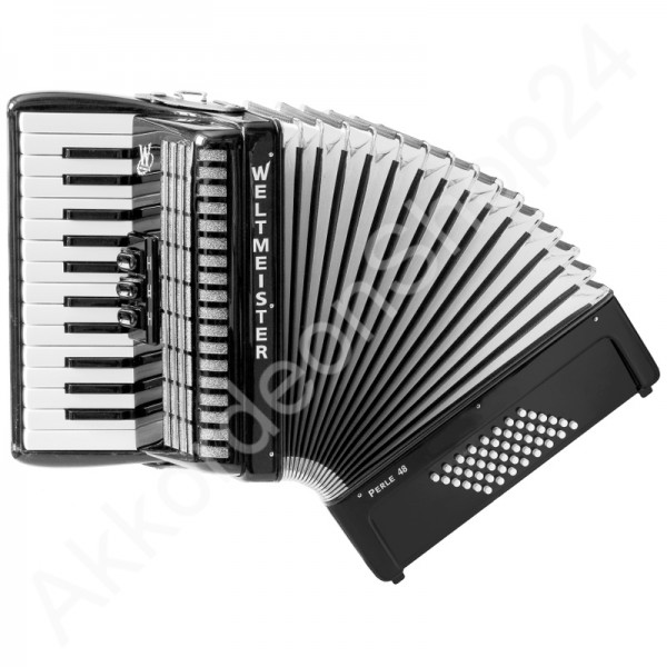 Accordion-Weltmeister-Pearl-black