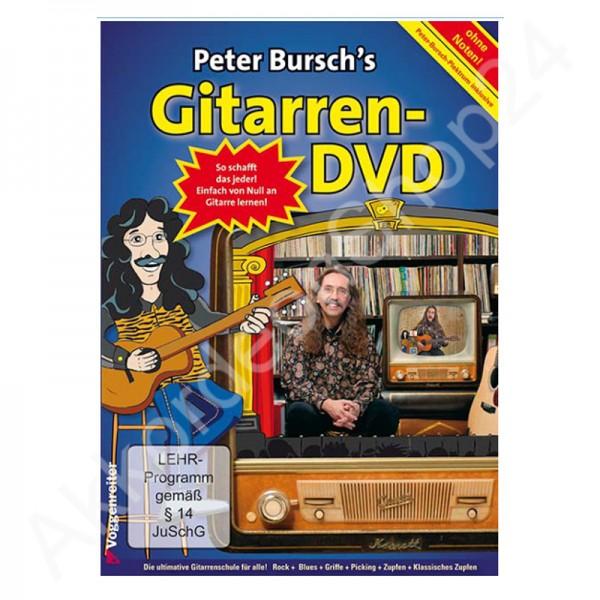 Peter Bursch´s Gitarren DVD