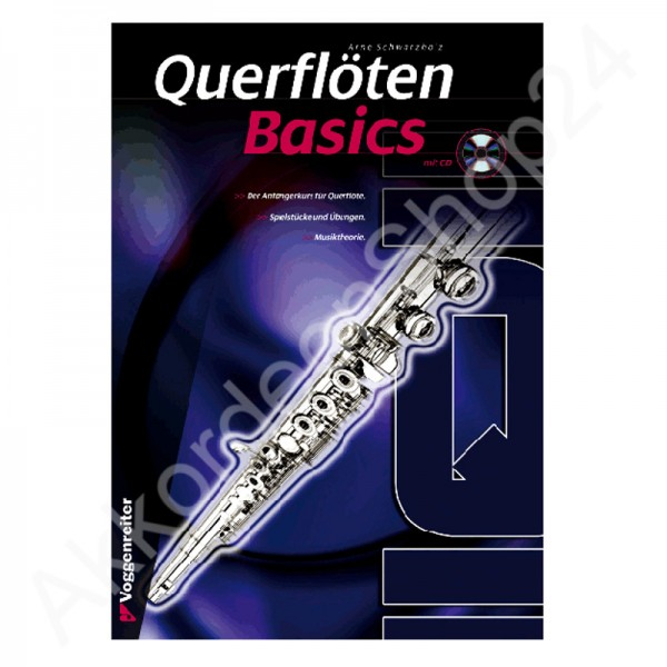Querflöte Basics (with CD)