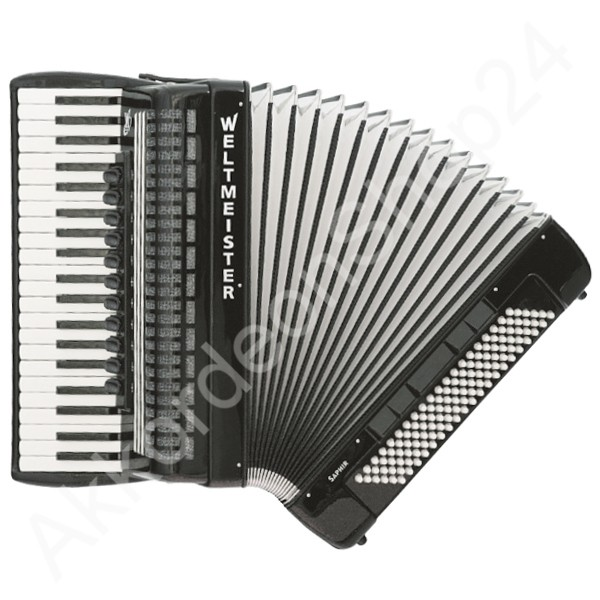 Accordion-Saphir-120-black
