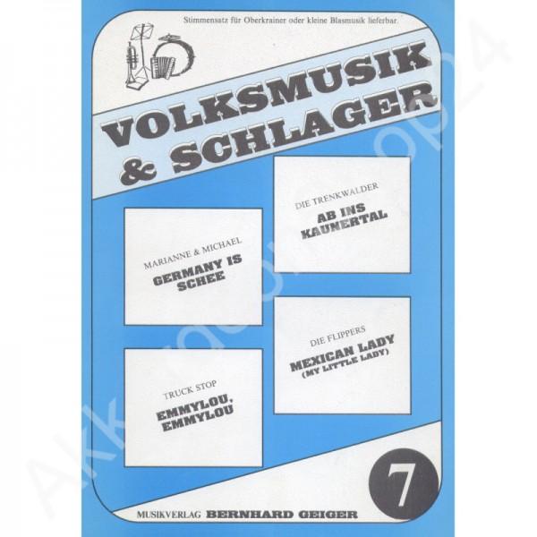 Volksmusik & Schlager 7