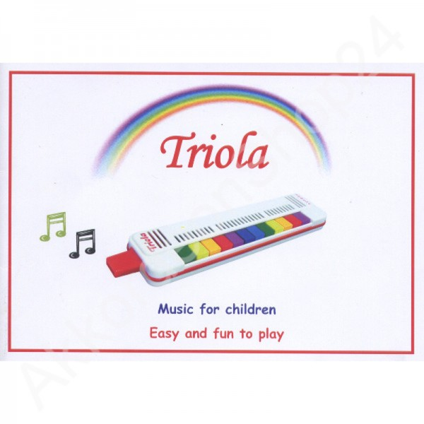 Triola - Music for children (english version)