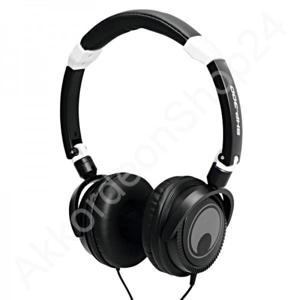 Omnitronic SHP-300 Stereo headphones