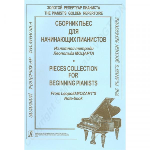Leopold Mozart Sammlung von kleinen Klavierstücken für Anfänger