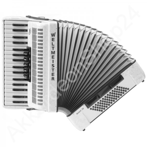 Accordion-Weltmeister-Achat-72-white