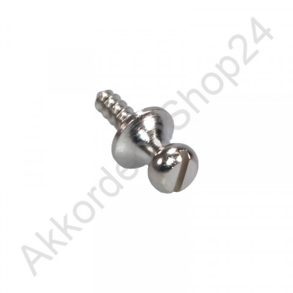 Screw for bellows closure 17mm